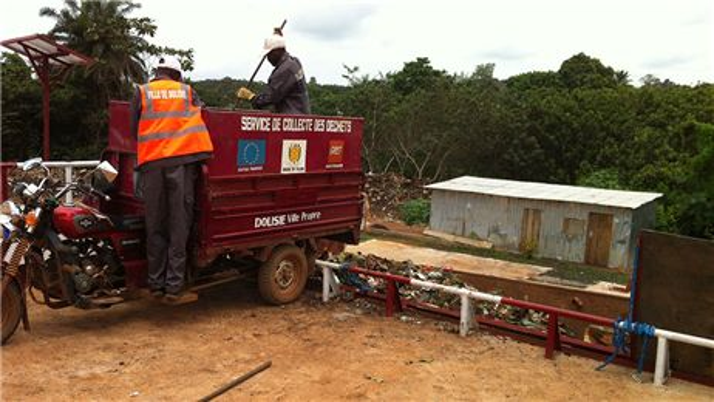 Fonds SUEZ initiatives-GRET-waste management services-Congo, Brazzaville