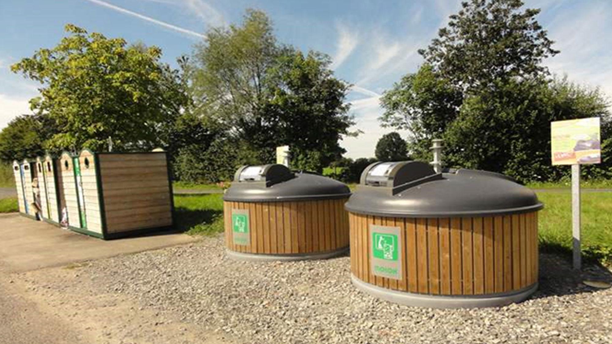 Aix en provence smart waste collection