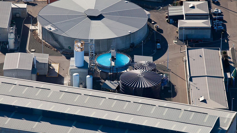 Usine de dessalement de Perth