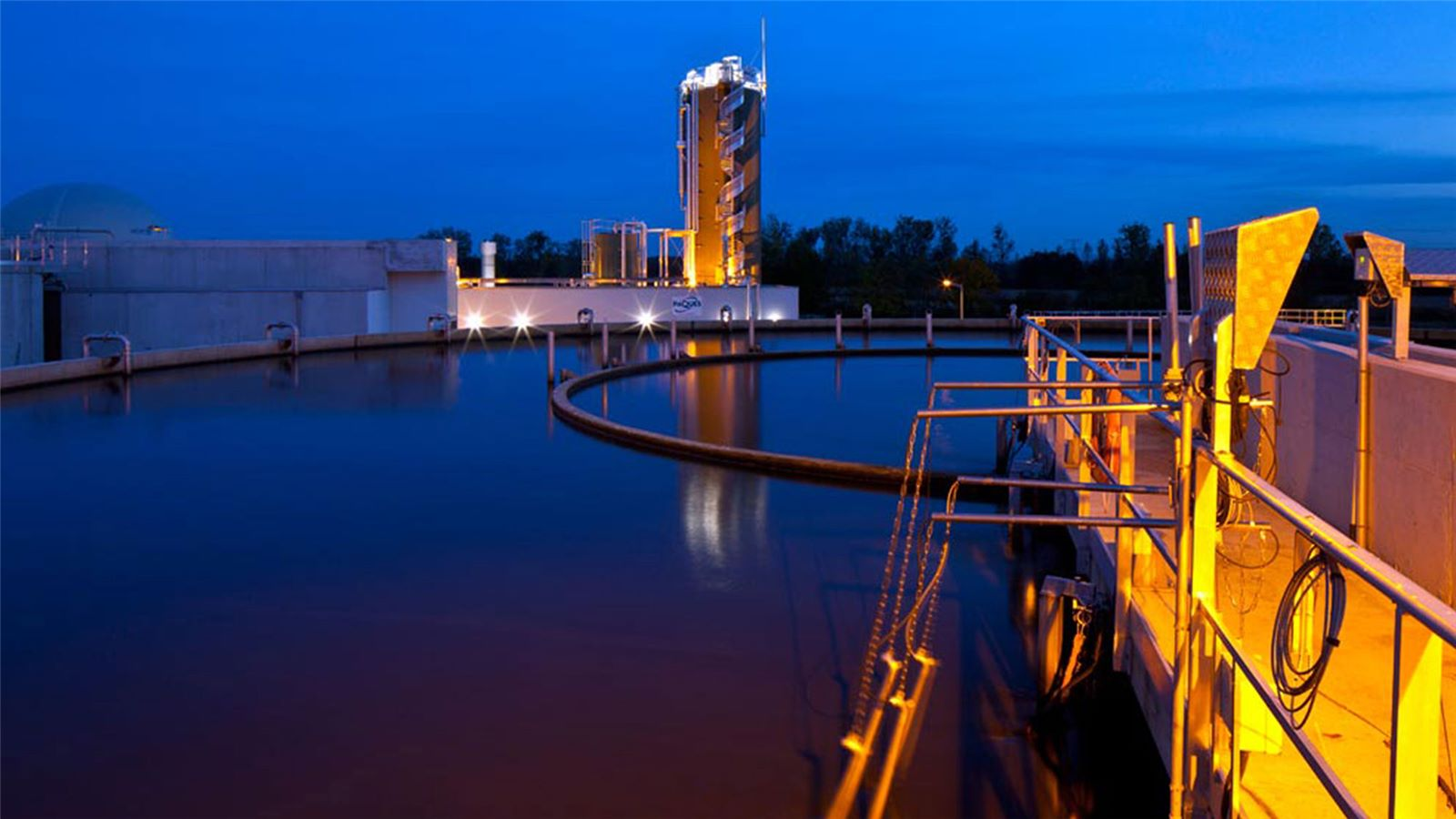 Strasbourg urban and industrial wastewater recovery