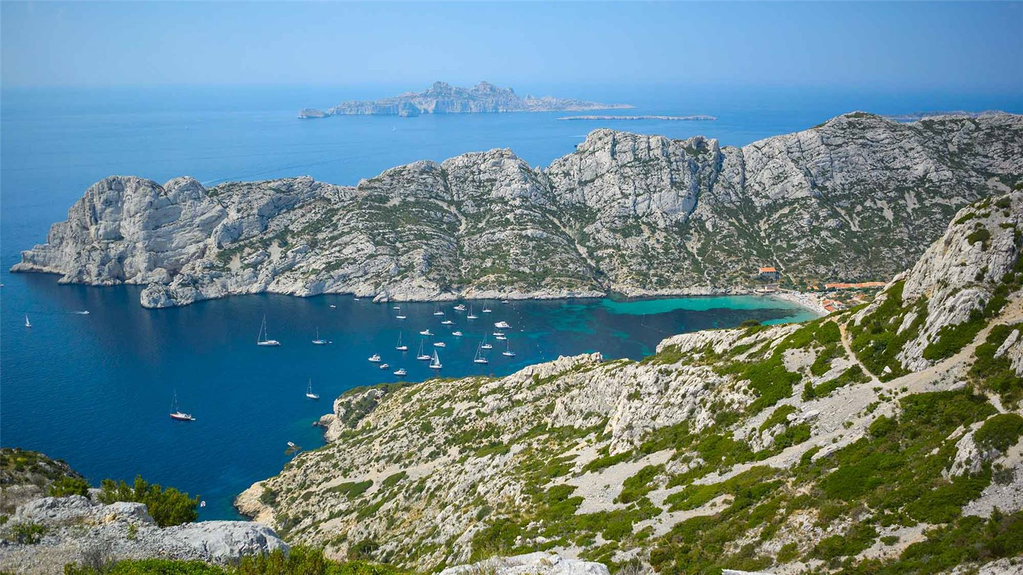 Mediterranean coast of France