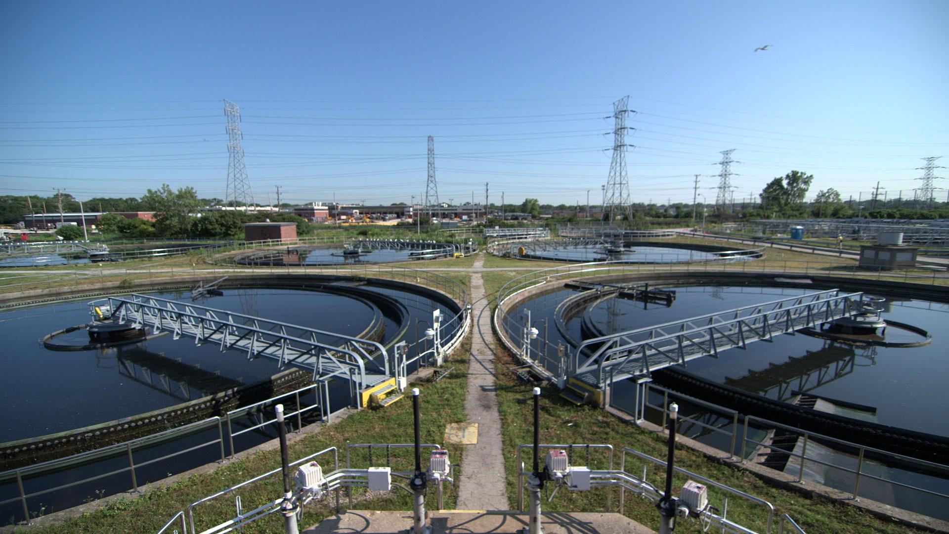 Chicago Metropitan water reclamation