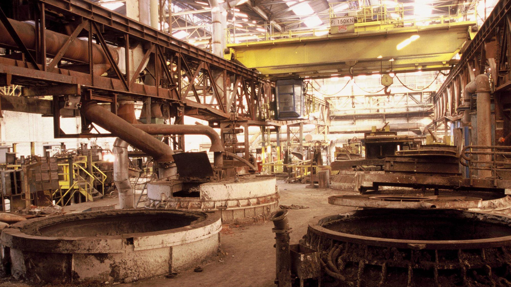 Reconversion de sites industriels