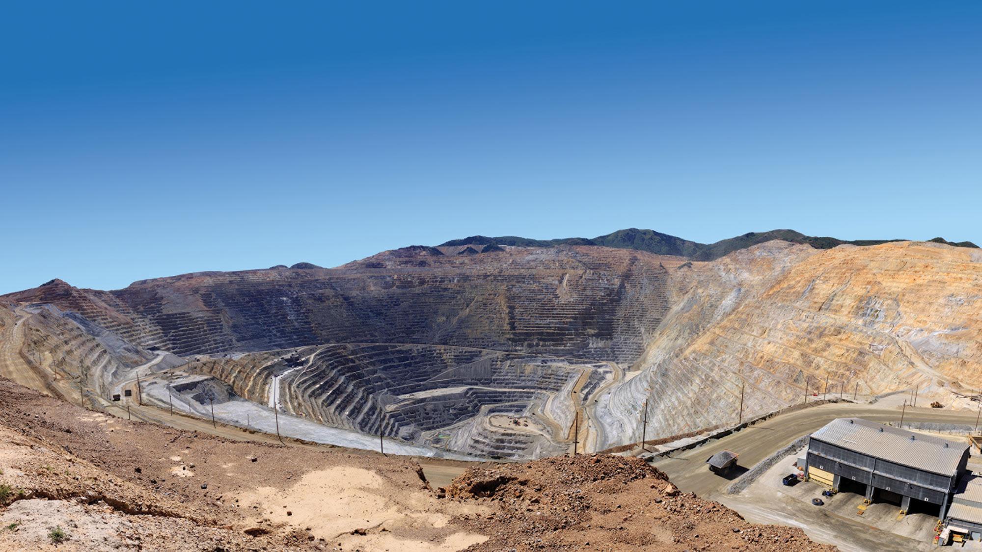 mining suez