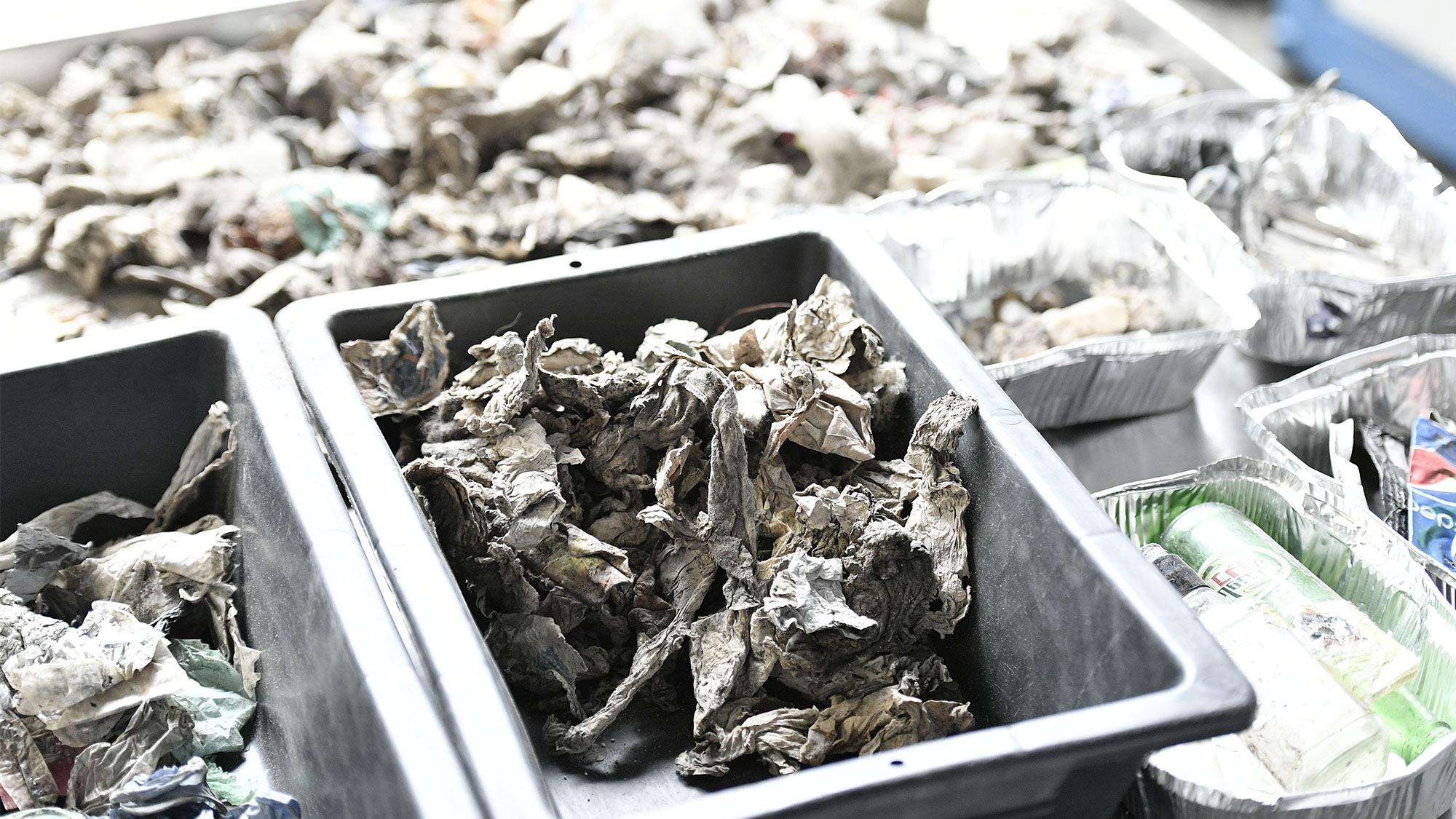 Gestion et valorisation des déchets