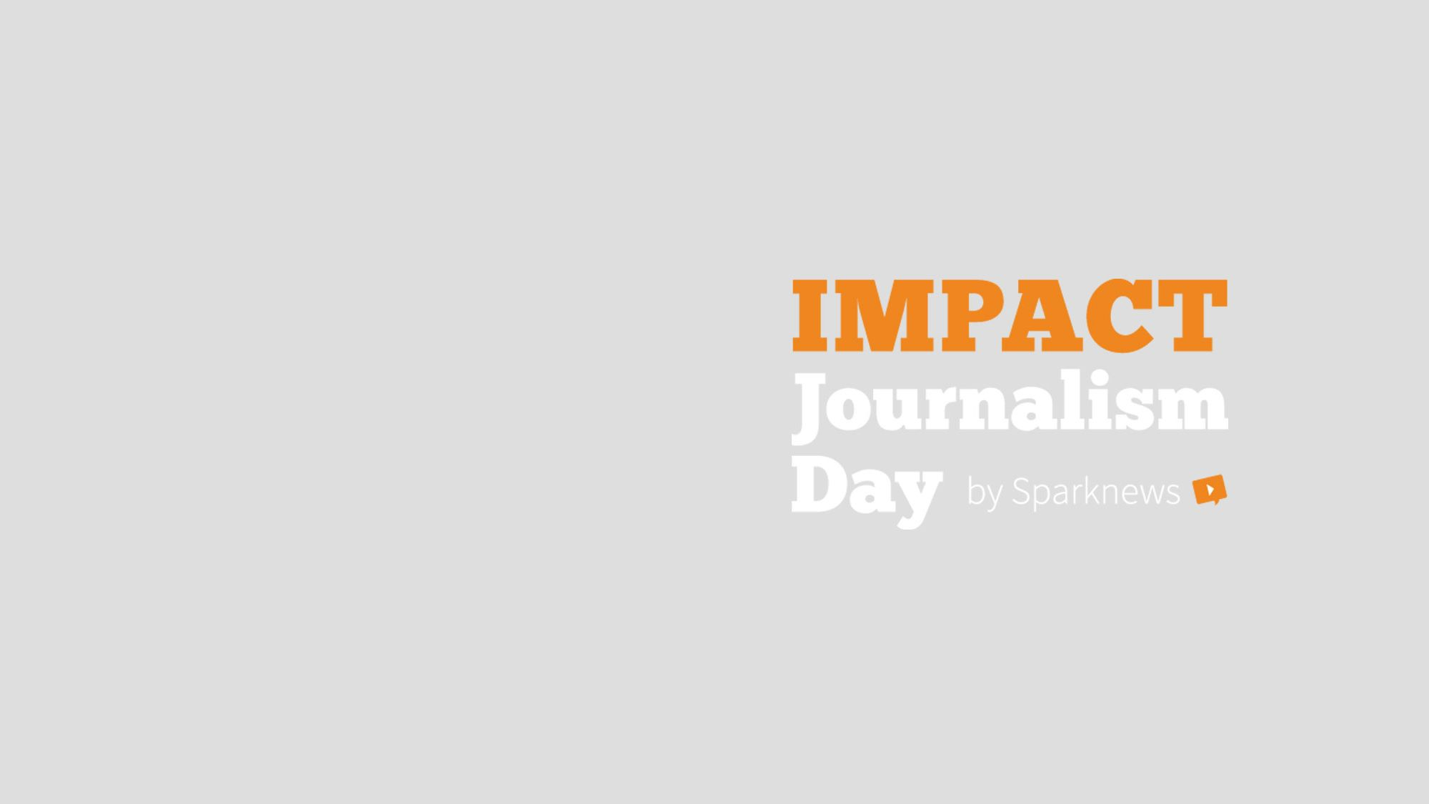 SUEZ supports the Impact journalism day
