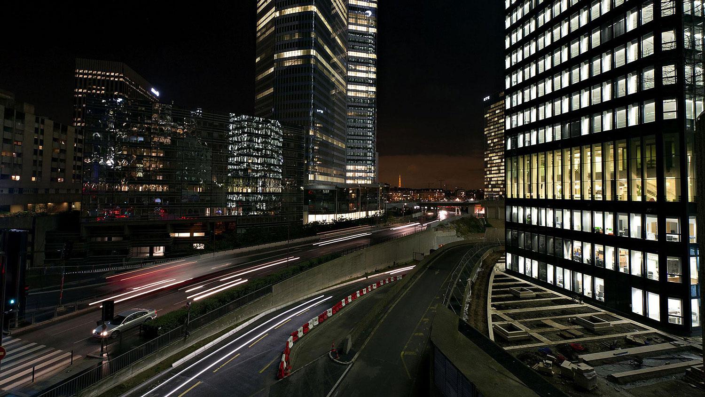 La Défense in Paris