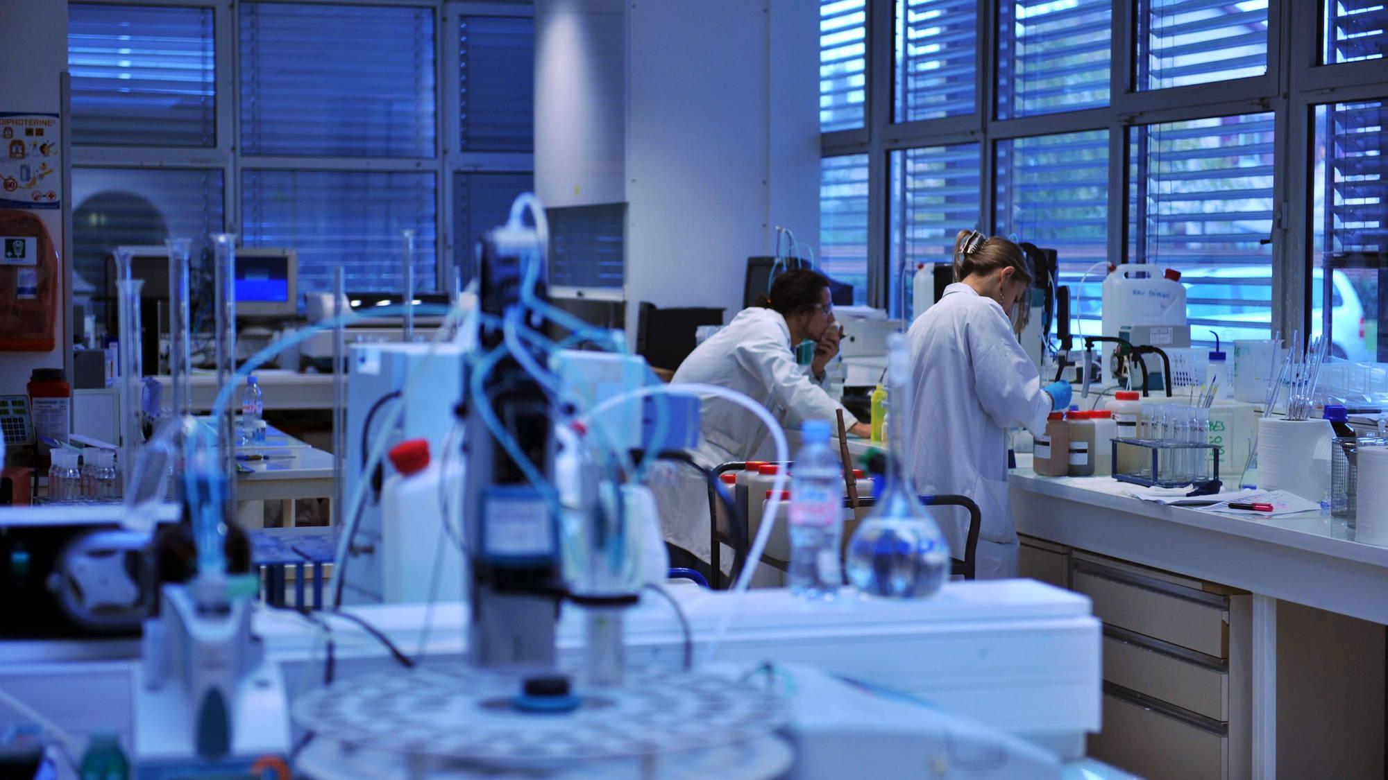 Suez R&D Laboratory