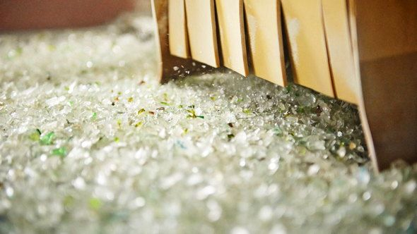 Recyclage du verre en Belgique