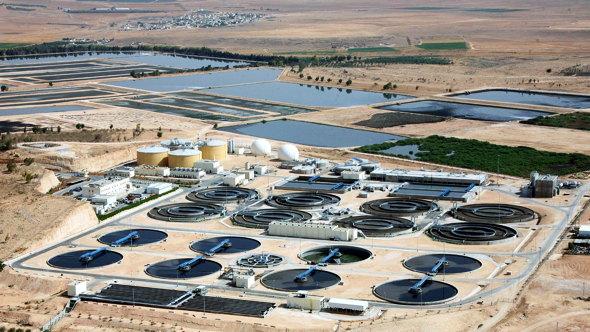 Epurer et recycler les eaux usées en Jordanie AsSamra