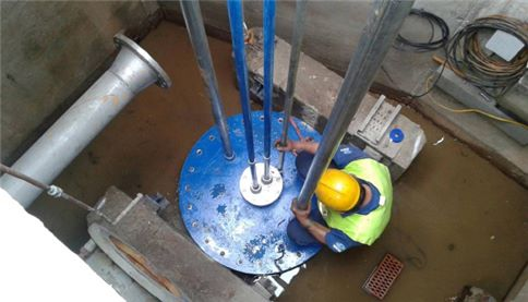 Restoring water wells with liquid CO2 Aqua Freed solution-Subsurface Technologies Inc