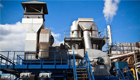 Chesterfield thermal desorption unit
