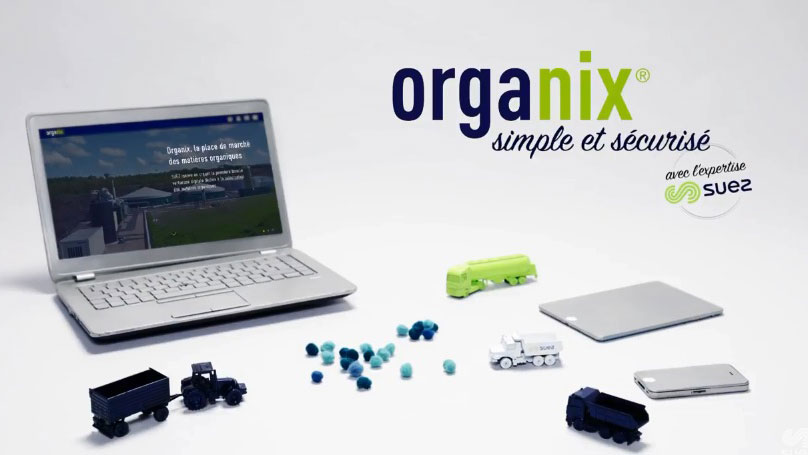 Organix® marketplace