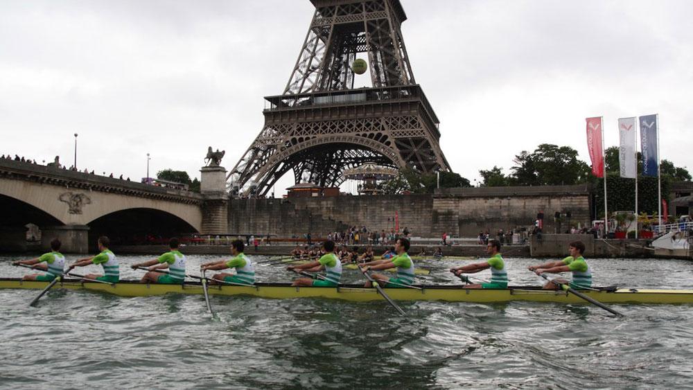 partenariat SUEZ avec les Régates en Seine