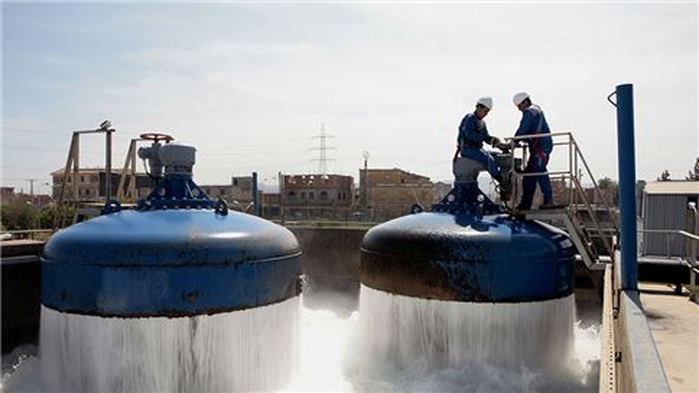 SUEZ-SEAAL-Water treatment plant of Boudouaou in Algiers