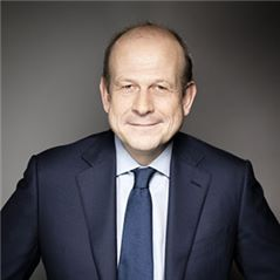 Christophe Cros DGA Groupe en charge des Finances chez SUEZ