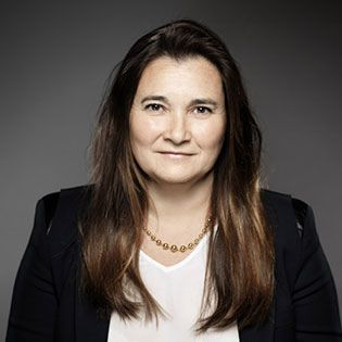 Frederique Raoult-Director of Sustainable Development and Communications at SUEZ