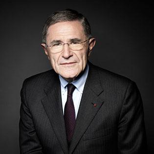 Gérard Mestrallet-Chairman of the Board of Directors of SUEZ