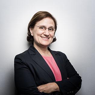 Myriam Bincaille-Delegate General of the Fonds SUEZ initiatives