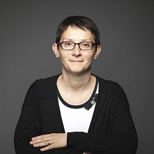 Valérie Piazza Responsable du Club Actionnaires chez SUEZ