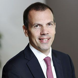 Loïc Voisin Directeur Innovation, Marketing, Performance industrielle chez SUEZ