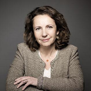 Marie-Ange Debon DGA Groupe en charge de l'International chez SUEZ