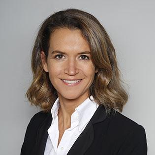 Mathilde Rodié - Directrice de la Communication Financière du Groupe SUEZ