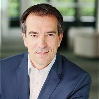 Paul-Joël Derian-VP Group Scientific and Technologies at SUEZ