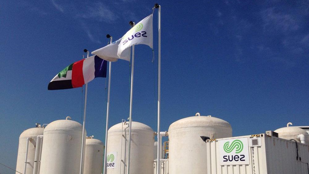 Desalination plant-SUEZ-Abu Dhabi