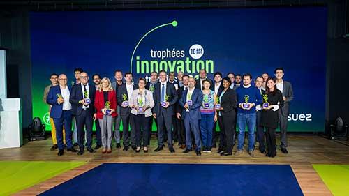 Trophées de l'innovation 2018